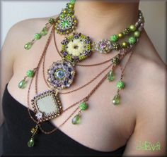 deEva - beaded jewelry