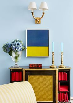 4 Spaces Dramatically Improved By A Single Piece Of Art