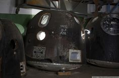Deserted Places: Inside a Russian Space Capsule Cemetery Soyuz Spacecraft, Desert Places, Space Program, Space Age, Dieselpunk, Robot, Russia, Inspiration, Design