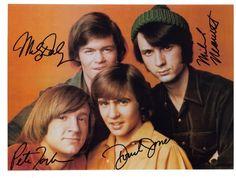 4 members of the Monkees