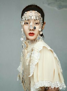 Beautiful Asian Girls, Actors, Disney Princess, Beauty, Dresses, Alice, Archive, Queen, Models
