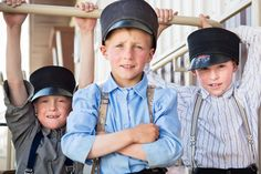 Hutterite - Young boys in their traditional hats Amish Culture, Western World, Lancaster County, Family Values, Young Boys, World Cultures, Modest Fashion, Christian, Traditional