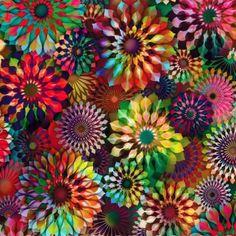 Hoffman Crystalia N4242-181 Rainbow