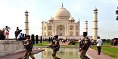 #India beefs up security at #TajMahal after #IS threat
