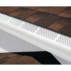 Sweers Sheerflow Vinyl Gutter Screen Zsw2000l Pvc