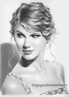 Celebrities are always favorite targets for artists to draw. Malaysian artist Leong Hong Yu presented the list of realistic pencil drawings of celebrities' portraits.