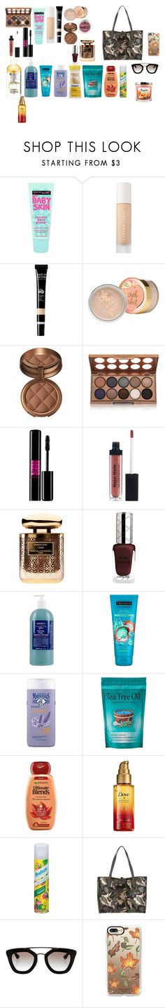 """Semptember favorites 2017"" by azra-99 on Polyvore featuring beauty, Maybelline, Puma, MAKE UP FOR EVER, Laura Geller, NYX, Lancôme, By Terry, Garnier and Kiehl's"