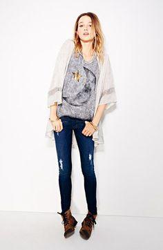 h.i.p. Jacket, JC Fits Tank  STS Blue Jeans | Nordstrom
