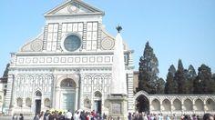 Eglise Santa Maria Novella de Florence