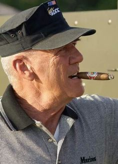 R Lee Ermey Yelling Cigar Lady | Smoken Ho...