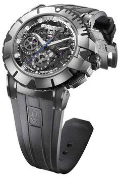 Harry Winston Ocean Sport Collection Watches harry winston