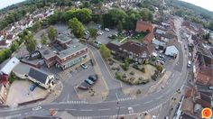 Nice View of the Bagshot High Street