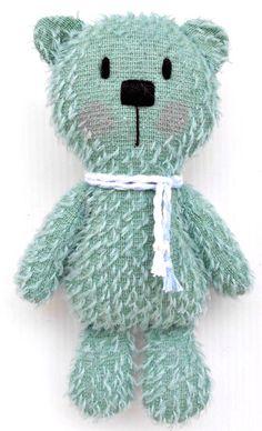 Snuggle Bear by LittleBearCompany  Kids Gift  by LittleBearCompany, $40.00 www.littlebearcompany.etsy.com