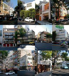 Luis Barragan's Apartments