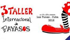 Un colorido desfile donde no faltaron las narices rojas, desde la Fuente de las Antillas hasta el Museo Provincial Vicente García, abrió oficialmente el Tercer Taller Internacional de Payasos que tien