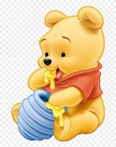 #mq #winnie #winniethepooh #disney #baby - Winnie The Pooh Baby, HD Png Download(1024x1024) - PngFind