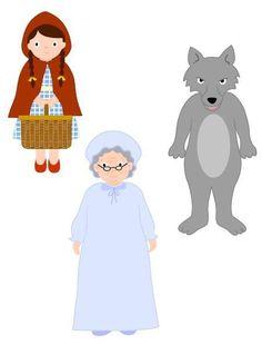Secuencias del cuento: Más secuencias: ... Cardboard Crafts, Foam Crafts, Niklas, Felt Stories, Princess And The Pea, Creative Activities, Paper Toys, Red Riding Hood, Kids Cards