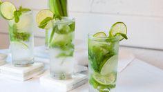 How To Set Up Your Own Mojito Bar | Dashrecipes.com