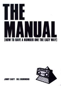 The famous KLF manifesto how to write a No.1 hit, content link here: http://kamita.com/misc/klf/klf-book-themanual.txt