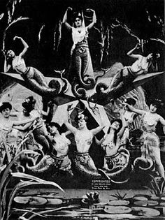 mermaids - a trip to the moon (1902)