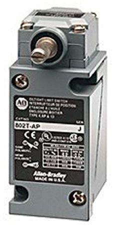 Allen-Bradley 802T-HP Oiltight Limit Switch, No Operator, 2P, 50D Max Travel #AllenBradley