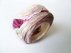 paper ring by *Miette