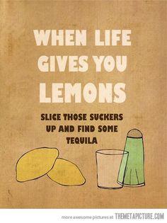What to do when life gives you lemons…@Kris Ann @Ashley Wilson @Danielle Seickel