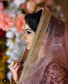Indian Bridal Outfits, Indian Bridal Fashion, Pakistani Bridal Wear, Wedding Attire, Wedding Bride, Best Bride, Engagement Makeup, Sikh Bride, Muslim Brides