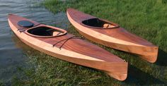 Wood Duck 10 Recreational Kayak: A Beautiful, Ultra-light Kayak You Can Build from a Kit or Plans!