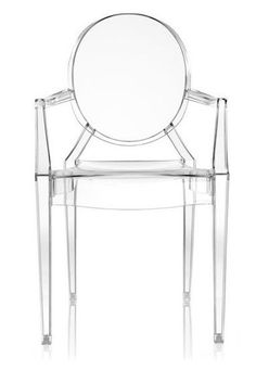 Louis Ghost Chair (Set of 2) by #Kartell | 2Modern
