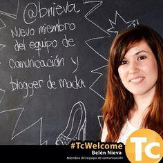 #TcWelcome de Belén Nieva