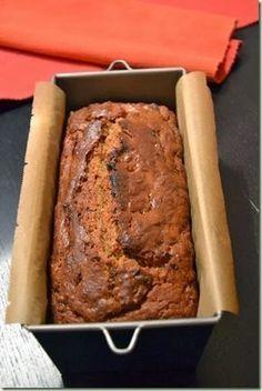Banánový chlebíček Sponge Cake, Sweet Bread, Bread Recipes, Banana Bread, Fitness, Protein, Cheesecake, Food And Drink, Lunch
