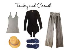 Every Style: Wrap Sweater, Tomboy and Casual