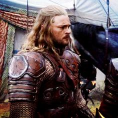 Eomer is very under-appreciated in the LOTR, I think.