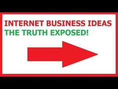 In this video I'm going to share with my my very best internet business ideas and the 3 secrets to succeeding in any internet business.  #internet #business #ideas