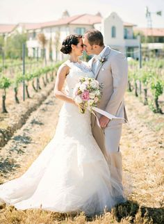 Photography: Maria Longhi Photography - marialonghi.com Read More on SMP: http://www.stylemepretty.com/california-weddings/ponte-winery-and-vineyard-inn-temecula/2013/09/07/style-me-pretty-california-welcomes-our-advertisers-a-giveaway-3/