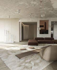 Home Room Design, Dream Home Design, Home Interior Design, Interior Architecture, Loft Design, Design Bedroom, Living Room Decor, Living Spaces, Dream House Interior