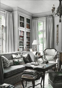♅ Dove Gray Home Decor ♅  For more beautiful home decorations take a look at our website www.casamona.com