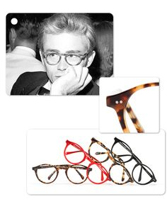 WANT WANT WANT!   channel your inner #JamesDean with Anglo American #glasses http://www.ditto.com/designers/anglo-american