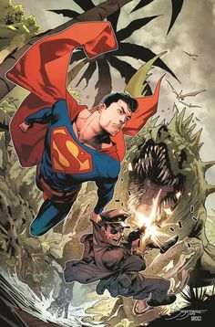 #Superman Special #1 by Jorge Jimenez
