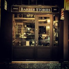 Barber Stories