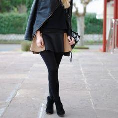 56badf8855 lapetiteblonde Outfit Invierno Cómo vestirse y combinar según  lapetiteblonde el