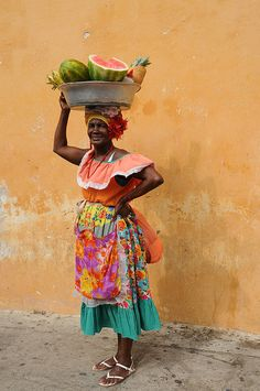 Cartagena de Indias by Carlos Octavio Uranga, via Flickr