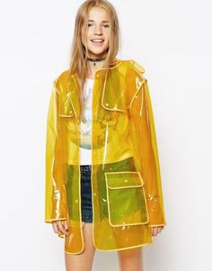Impermeable transparent