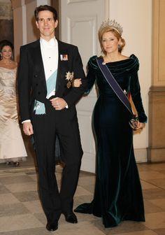 DINASTÍAS | Los Foros de la Realeza • Ver Tema - Reaparece en Dinamarca la tiara desaparecida de Grecia