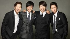 A Gentleman's Dignity  - 신사의 품격 - Can four highly accomplished men in their 40s navigate life and romance to find love and success in urban Korea? Kim Do Jin, architect and manager of a construction company, Dr. Choi Yoon, an ophthalmologist, Im Tae San, a macho architect and co-CEO of an architecture company, and Ko Young Do marries a rich older woman but is still a womanizer. Will the four friends make the right choices when it comes to romance?
