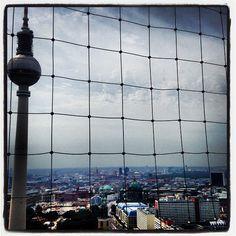 #Berlin #Alexanderplatz #ParkInn