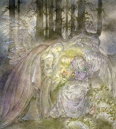 Sulamith Wulfing - Farewell  (off 'Nature Spirits')