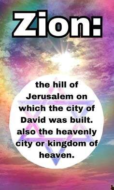 #freetoedit #zion #definition #dictionary zion means the heavenly city or kingdom of heaven.