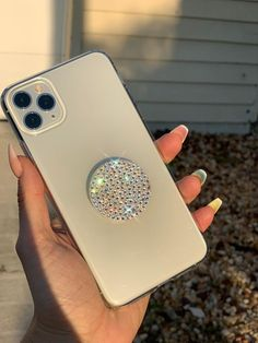 Excited to share this item from my shop: Diamond Popsocket, popsocket WIth Bling, Crystal Popsocket Bling Phone Cases, Pretty Iphone Cases, Cute Phone Cases, Iphone Phone Cases, Phone Covers, Iphone 11 Pro Case, Danse Twerk, Accessoires Iphone, Aesthetic Phone Case